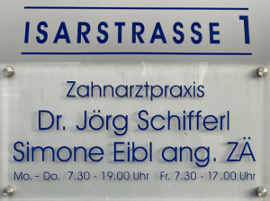 Isarstraße 1